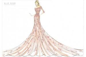 elie saab sleeping beauty dress disney princess